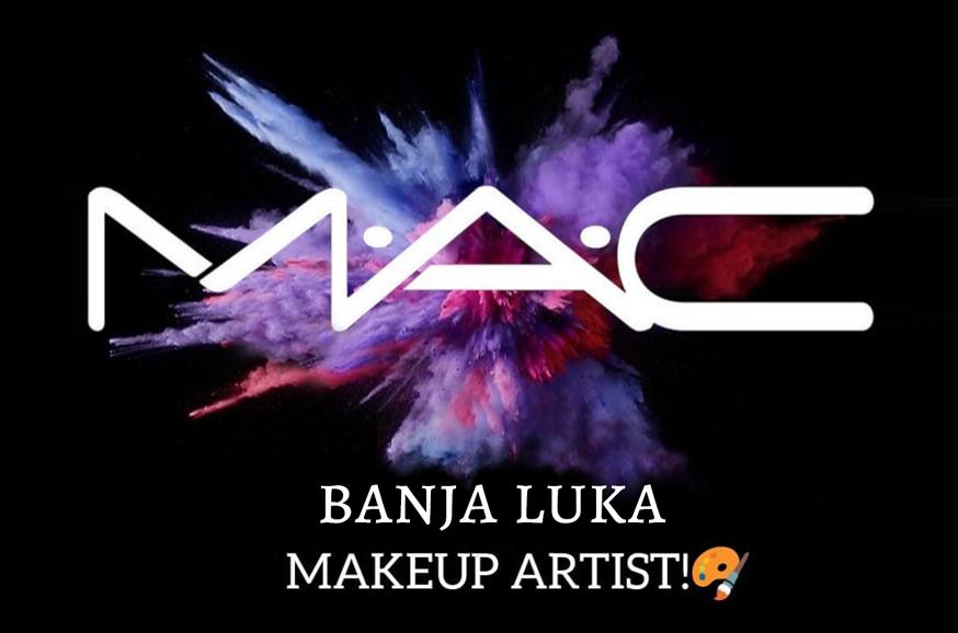 INOMA POSAO: Make up artist - Mac cosmetics