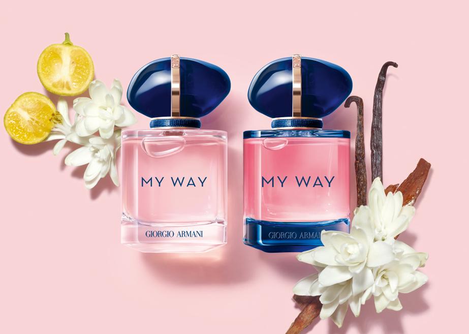 MY WAY - Novi intenzivni miris!