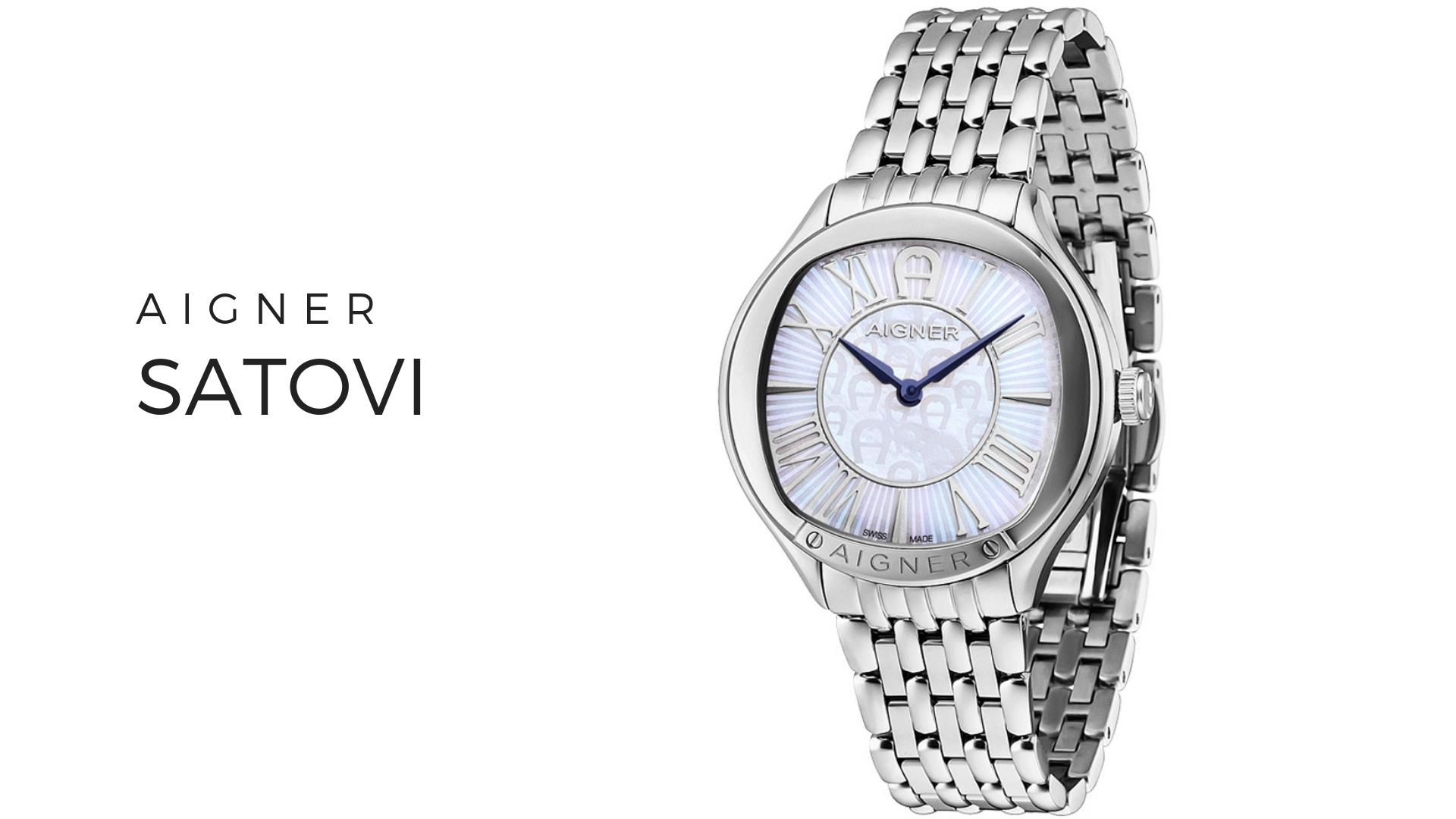 Aigner ženski i muški satovi