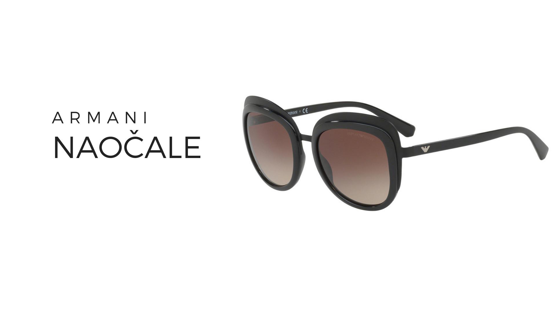 Armani sunčane naočale