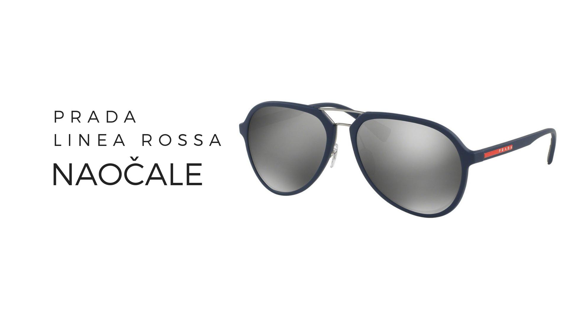 Prada Linea Rossa sunčane naočale. Prada sport sunčane naočale.